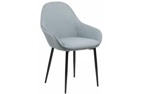Culty Černý kovový konferenční stolek Dolby 50,5 cm Jídelní židle