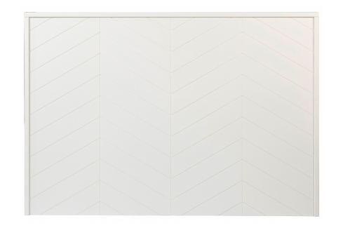 Čelo postele Empoli, bílá dee:360332-W Hoorns Postele
