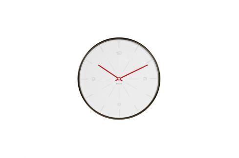 Nástěnné hodiny Moka Number, 40 cm, bílá tfh-KA5644WH Time for home Nástěnné