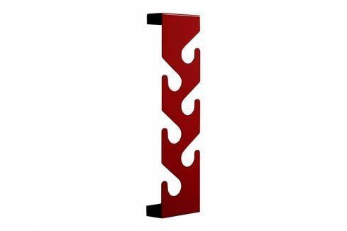 Designový věšák Montoro, červená S71511 CULTY + Věšáky