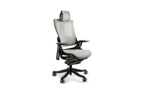 Designová kancelářská židle Master E01 (Červená)  UN:820 Office360 Ergonomické