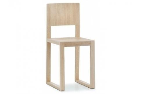 Dřevěná židle Brera 380 (Bělený dub)  brera380 Pedrali Pokoj a jídelna - Jídelní židle