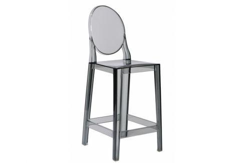Barová židle One kouřová 48930 CULTY Barové židle