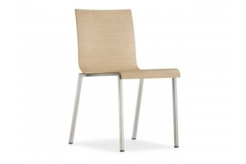 Židle Kuadra XL 2411 (Bělený dub)  Kuadra XL 2411 Pedrali Pokoj a jídelna - Jídelní židle