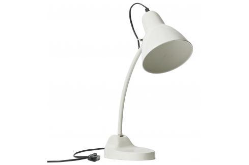 Hoorns Bílá kovová stolní lampa Artio Skladovky