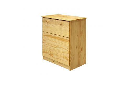 Skříňka na lůžkoviny Úložné prostory - Komody