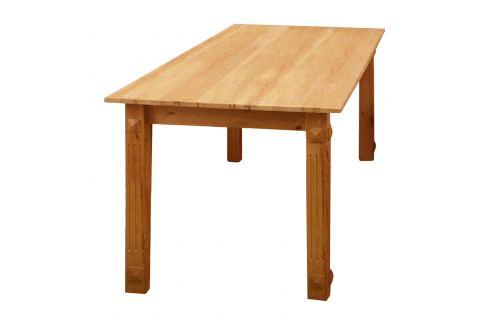 Jídelní stůl lak Pokoj a jídelna - Stoly a stolky - Jídelní stoly