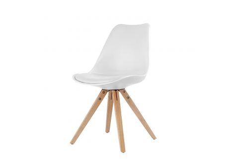 Jídelní židle LADY bílá Pokoj a jídelna - Jídelní židle