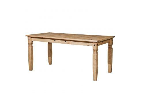 Jídelní stůl CORONA vosk 16110 Pokoj a jídelna - Stoly a stolky - Jídelní stoly