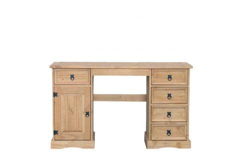 Psací stůl CORONA vosk 16334 Pracovna - Psací a PC stoly