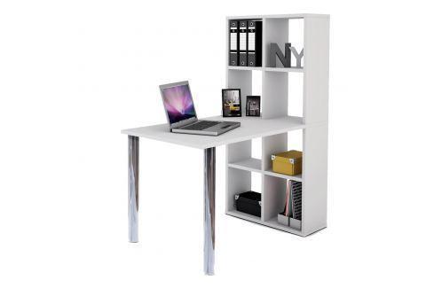 PC stůl s knihovnou Lexington Pracovna - Psací a PC stoly