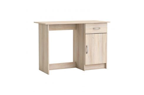 Psací stůl OSIRIS akácie Pracovna - Psací a PC stoly