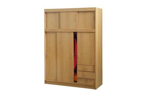 Skříň s posuvnými dveřmi 3000 Skříně a skříňky
