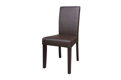 Židle PRIMA hnědá 3035 Židle
