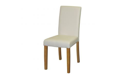Židle PRIMA bílá 3037 Židle