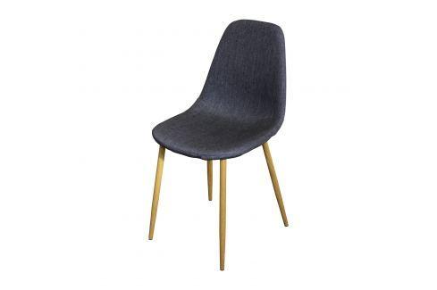 Jídelní židle COMO šedá Pokoj a jídelna - Jídelní židle