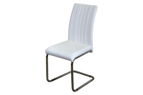 Jídelní židle SWING bílá Pokoj a jídelna - Jídelní židle
