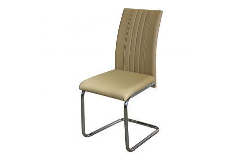 Jídelní židle SWING béžová Pokoj a jídelna - Jídelní židle