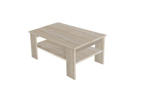 Konferenční stolek 57950 dub Pokoj a jídelna - Stoly a stolky - Konferenční stolky