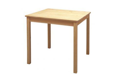 Jídelní stůl 7842 nelakovaný Pokoj a jídelna - Stoly a stolky - Jídelní stoly