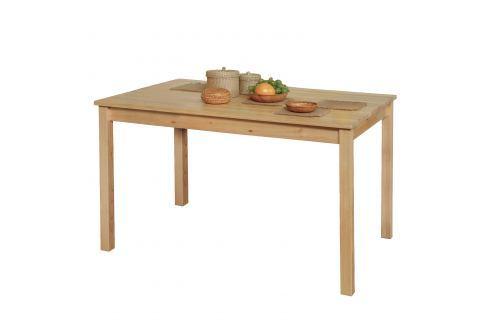 Jídelní stůl 7848 nelakovaný Pokoj a jídelna - Stoly a stolky - Jídelní stoly