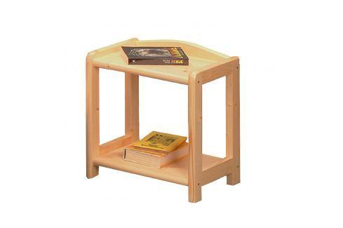 Noční stolek 810 lakovaný Postele