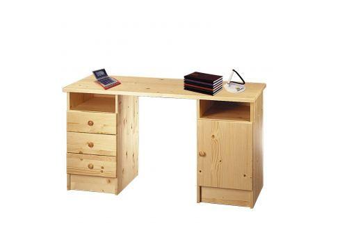 Psací stůl 847 lakovaný Pracovna - Psací a PC stoly