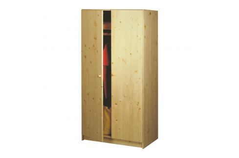 Šatní skříň 860 lakovaná Skříně a skříňky