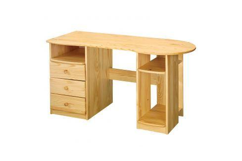 PC stůl 8843 lakovaný Pracovna - Psací a PC stoly