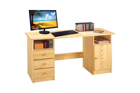 PC stůl 8847 lakovaný Pracovna - Psací a PC stoly