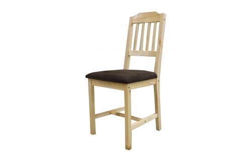 Polstrovaná jídelní židle 8868 lak Židle