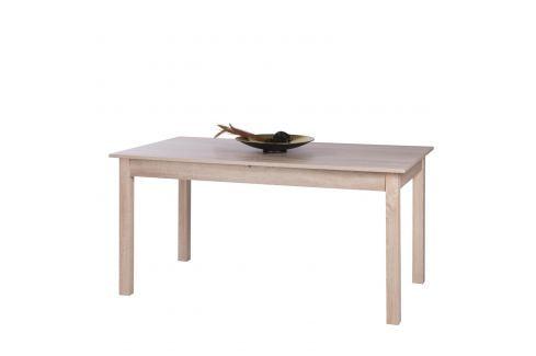 Jídelní stůl COBURG 160 dub Pokoj a jídelna - Stoly a stolky - Jídelní stoly