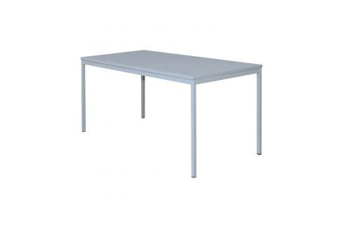 Stůl PROFI 160x80 šedý Pokoj a jídelna - Stoly a stolky - Jídelní stoly