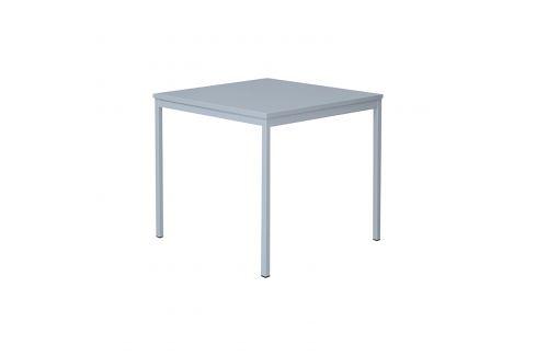 Stůl PROFI 80x80 šedý Pokoj a jídelna - Stoly a stolky - Jídelní stoly