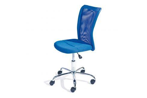 Kancelářská židle BONNIE modrá Kancelářské židle