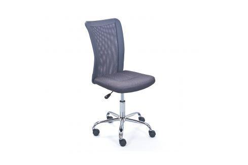 Kancelářská židle BONNIE šedá Kancelářské židle