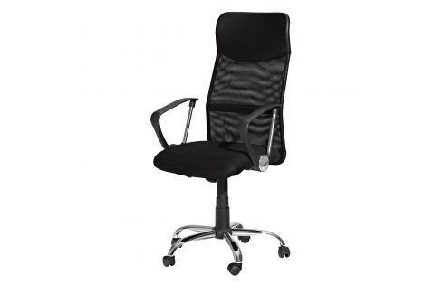 Kancelářské křeslo PREZIDENT černá K1 Kancelářské židle