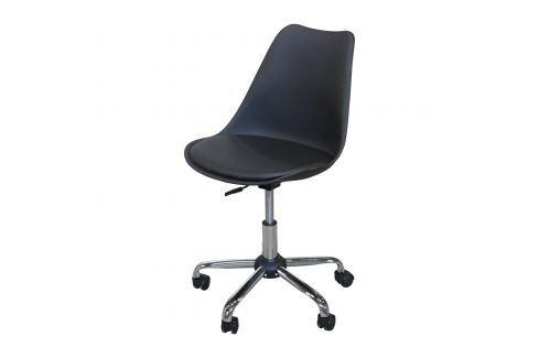 Kancelářské křeslo PRADO černé Pracovna - Kancelářské židle