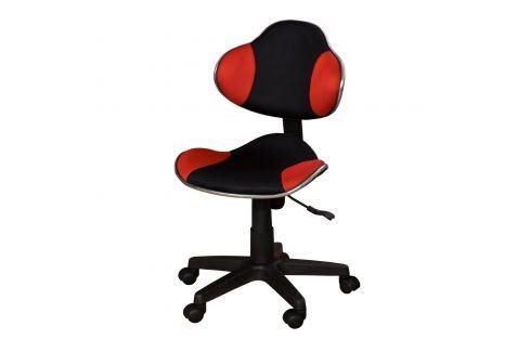Židle NOVA červená K16 Kancelářské židle