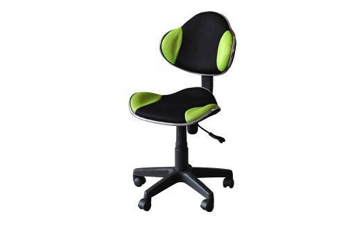 Židle NOVA zelená K17 Kancelářské židle