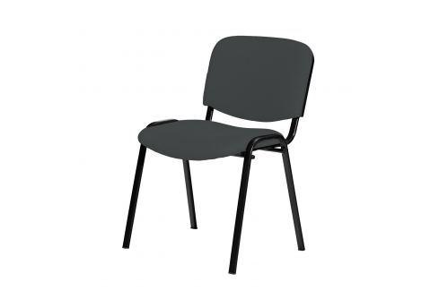 Židle VISI šedá K27 Kancelářské židle