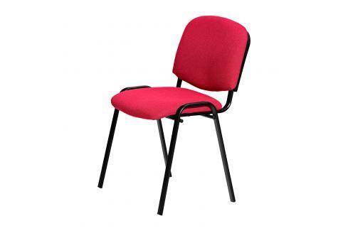 Židle VISI červená K29 Pracovna - Kancelářské židle