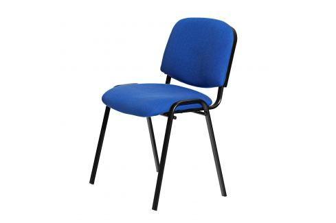 Židle VISI modrá K42 Kancelářské židle