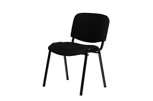 Židle VISI černá K43 Kancelářské židle