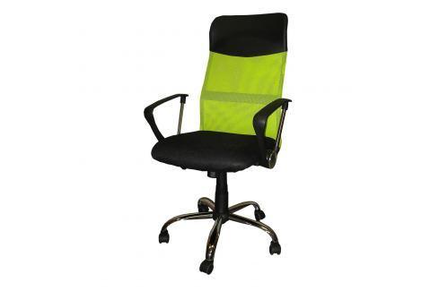 Kancelářské křeslo PRESIDENT zelené K6 Kancelářské židle