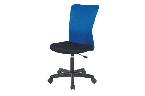 Kancelářská židle MONACO modrá K62 Kancelářské židle