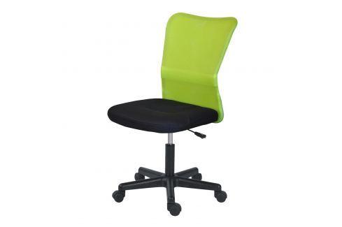 Kancelářská židle MONACO zelená K63 Kancelářské židle