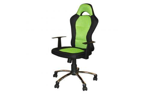 Kancelářské křeslo CESAR zelené K81 Kancelářské židle