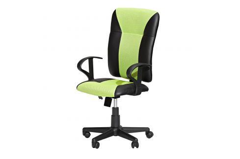 Kancelářské křeslo KING zelené K86 Kancelářské židle