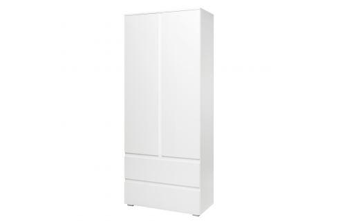 Skříň IMAGE 7 bílá Úložné prostory - Skříně